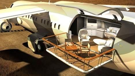 Avro Business Jet Explorer Four