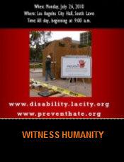 Witness humanity