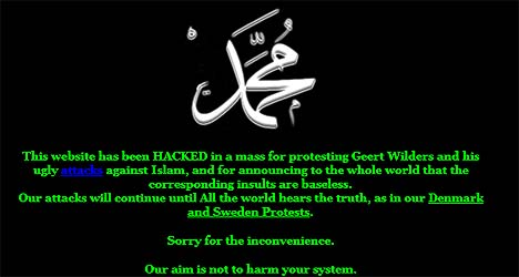 Website_willem_ii_hacked