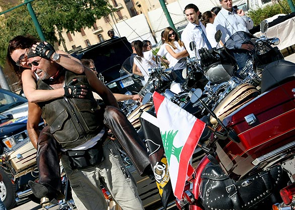 Lebanon_harley